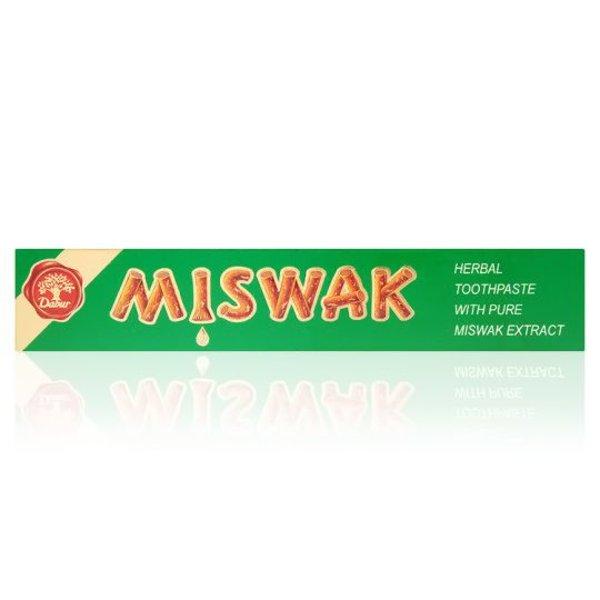 Dabur Miswak Zahnpasta Pflanzliche Zahncreme(100ml)