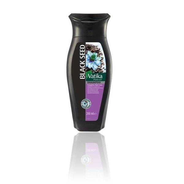 Vatika Dabur Naturals Black Seed Shampoo (200ml)