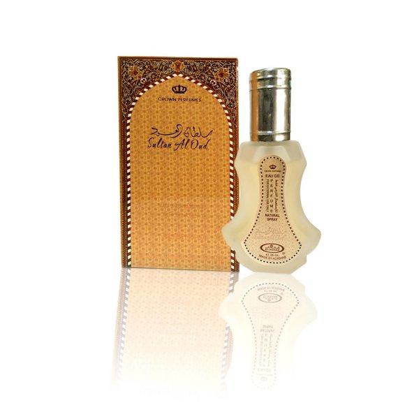 Al Rehab  Sultan Al Oud Eau de Parfum 35ml by Al Rehab Vaporisateur/Spray