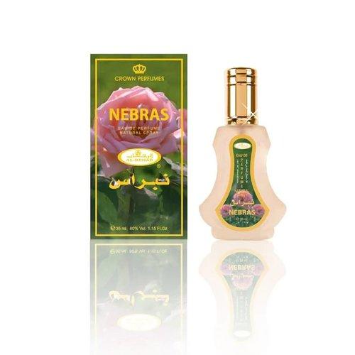 Al Rehab Perfumes Colognes Fragrances Nebras Eau de Parfum 35ml Vaporisateur/Spray