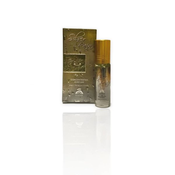 Anfar Concentrated perfume oil Silver Rain by Anfar 6ml - Perfume free from alcohol