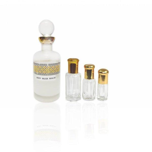 Al Haramain Perfume oil Body Musk Maliki by Al Haramain - Perfume free from alcohol