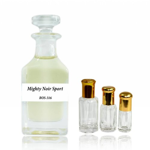 Swiss Arabian Perfume oil Mighty Noir Sport