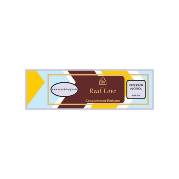 Swiss Arabian Concentrated Perfume Oil Real Love - Perfume free from alcohol