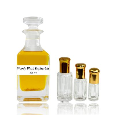 Swiss Arabian Concentrated Perfume Oil Woody Blush Euphoria - Perfume free from alcohol