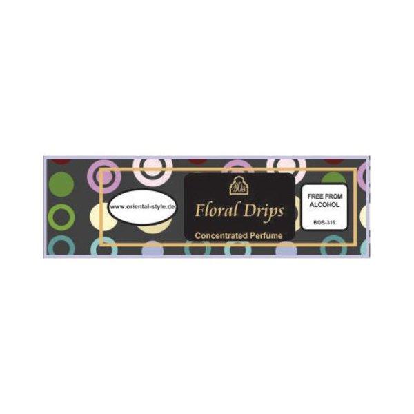 Swiss Arabian Konzentriertes Parfümöl Floral Drips - Parfüm ohne Alkohol