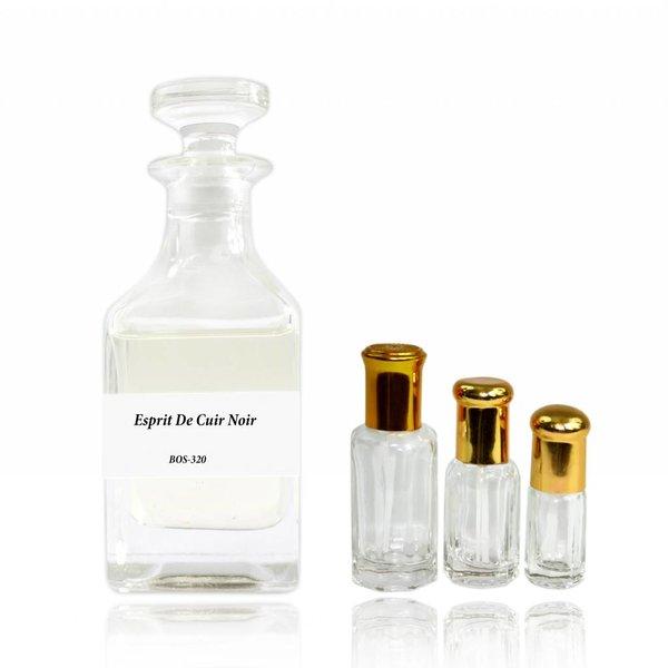 Swiss Arabian Konzentriertes Parfümöl Esprit De Cuir Noir - Parfüm ohne Alkohol