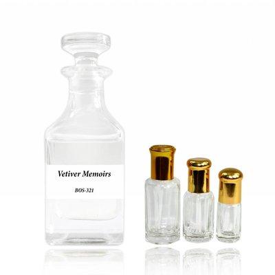 Swiss Arabian Parfümöl Vetiver Memoirs - Parfüm ohne Alkohol