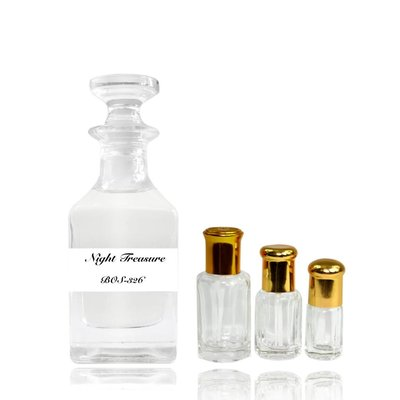 Swiss Arabian Konzentriertes Parfümöl Night Treasure - Parfüm ohne Alkohol