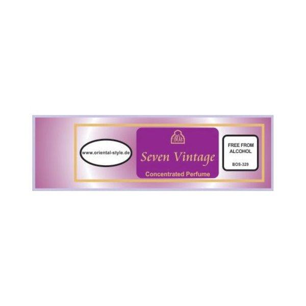 Swiss Arabian Parfümöl Seven Vintage - Parfüm ohne Alkohol