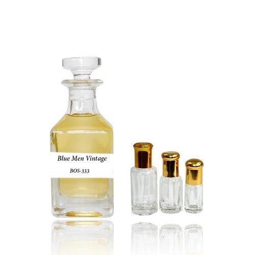 Swiss Arabian Perfume oil Blue Men Vintage