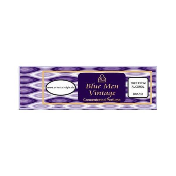 Swiss Arabian Perfume oil Blue Men Vintage - Perfume free from alcohol
