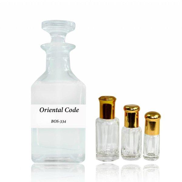 Swiss Arabian Perfume oil Oriental Code - Perfume free from alcohol
