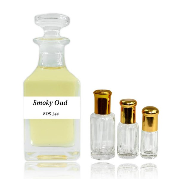 Swiss Arabian Concentrated Perfume Oil Smoky Oud - Perfume free from alcohol
