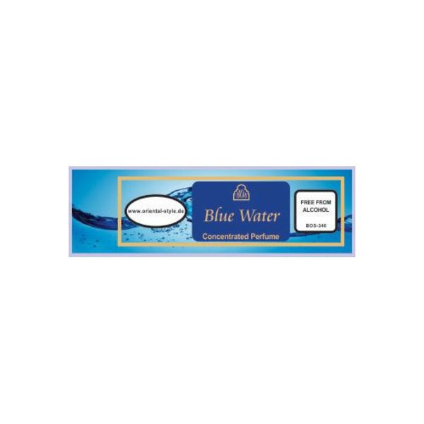 Swiss Arabian Perfume oil Blue Water - Perfume free from alcohol