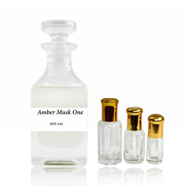 Swiss Arabian Concentrated Perfume Oil Amber Musk One - Perfume free from alcohol