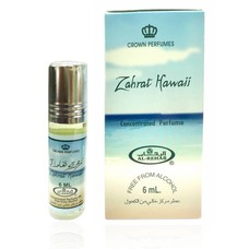 Al-Rehab Perfume oil Zahrat Hawaii by Al-Rehab 6ml