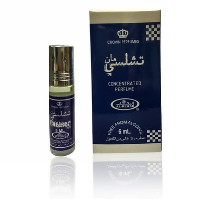 Al-Rehab Konzentriertes Parfümöl Chelsea Man von Al-Rehab - Parfüm ohne Alkohol
