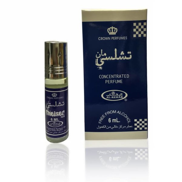 Al Rehab  Concentrated Perfume Oil Chelsea Man by Al-Rehab 6ml