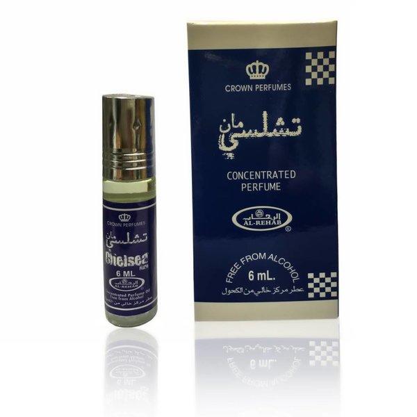 Al Rehab  Konzentriertes Parfümöl Chelsea Man von Al-Rehab - Parfüm ohne Alkohol