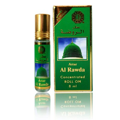 Surrati Perfumes Concentrated Perfume Oil Attar Al Rawda 8ml