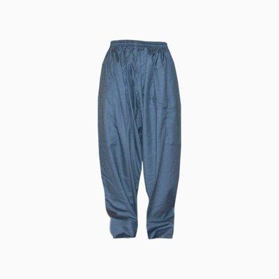 Arabische Männerhose Hose in Graublau
