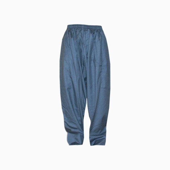 Arabische Männerhose - Graublau
