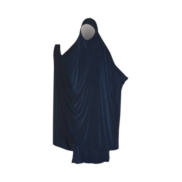 Butterfly Abaya in different colours - dark blue, brown, gray