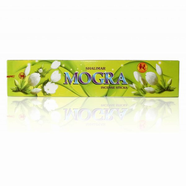 Shalimar Incense sticks Mogra with Jasmine scent (20g)