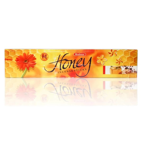 Shalimar Incense sticks Honey with honey scent (20g)