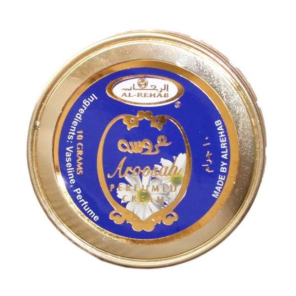 Al Rehab  Aroosah Perfumed Cream Attar Cream 10ml