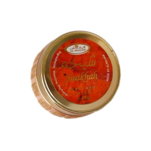 Al Rehab  Shaikhah Perfumed Cream Attar Cream 10ml