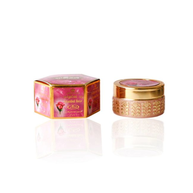 Al Rehab  Istanbul Rose Perfumed Cream 10ml