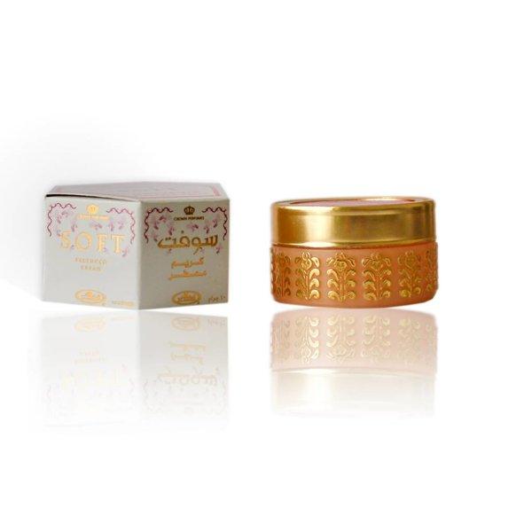 Al Rehab  Soft Perfumed Cream Attar Cream 10ml