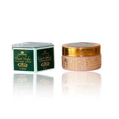 Al-Rehab Saat Safa Perfumed Cream Attar Cream 10ml