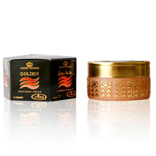 Al Rehab  Golden Perfumed Cream 10ml