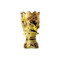 Mubkara - Großes Räuchergefäß für Räuchern mit Bakhour Gold