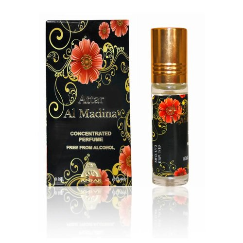 Anfar Perfume oil Attar Al Madina 6ml