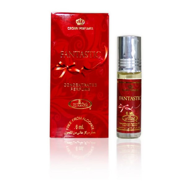 Al-Rehab Konzentriertes Parfümöl Fantastic von Al-Rehab - Parfüm ohne Alkohol