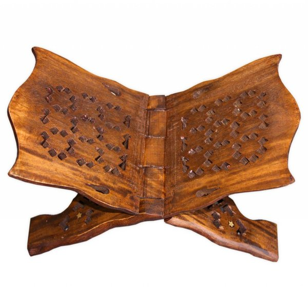 mittlerer koranst nder buchst tze quranst nder holz rhl 031 oriental style. Black Bedroom Furniture Sets. Home Design Ideas