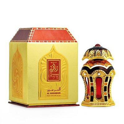 Al Haramain Concentrated perfume oil Rafia Gold 20ml - Perfume free from alcohol