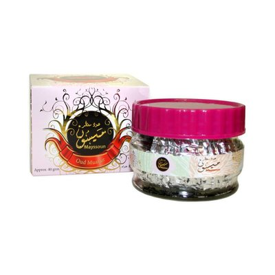 Bakhour Oud Muattar Maysson Incense (40g)