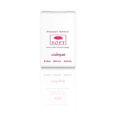Al-Rehab Soft Pocket Spray von Al Rehab 18ml