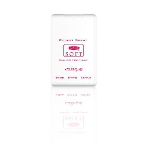 Al Rehab Perfumes Colognes Fragrances Soft Pocket Spray 18ml