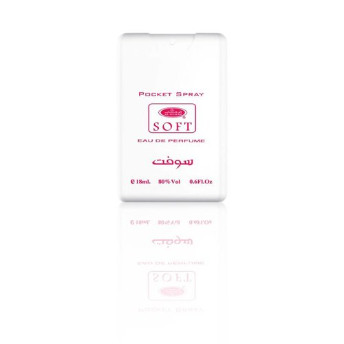 Al-Rehab Soft Pocket Spray Al-Rehab 18ml