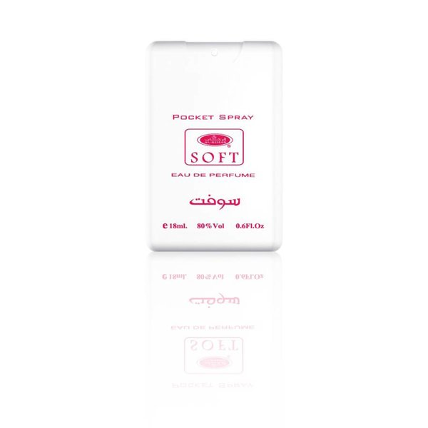 Al Rehab  Soft Pocket Spray by Al-Rehab 18ml