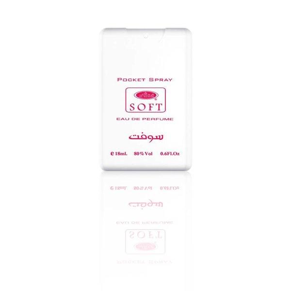 Al Rehab  Soft Pocket Spray von Al Rehab 18ml