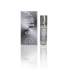 Al-Rehab Perfume oil Platinum by Al-Rehab 6ml
