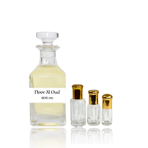 Oriental-Style Concentrated perfume oil Noor al Oud - Perfume free from alcohol