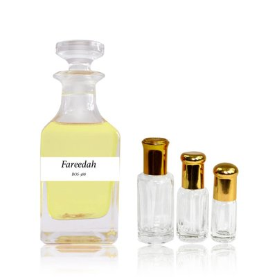 Oriental-Style Concentrated perfume oil Fareedah - Perfume free from alcohol